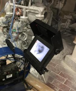 Ecoline Rohr-Kamerasystem